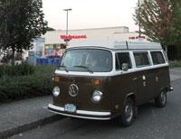 Eddie's Van
