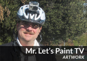 Mr. Let's Paint TV