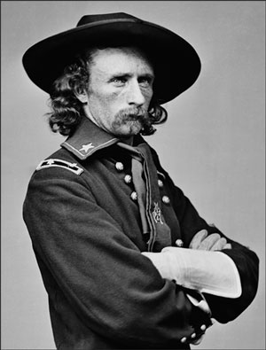 PHOTO: General George Armstrong Custer