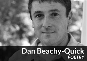Dan Beachy-Quick (Poetry)