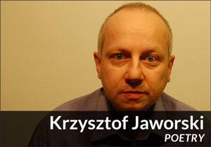 Krzysztof Jaworski (Poetry)