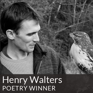 Poetry Winner Henry Walters